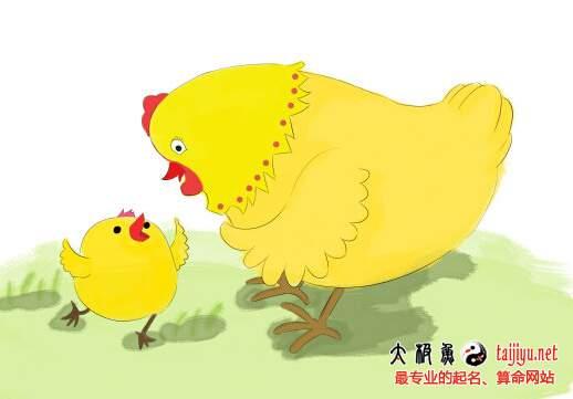 2017属鸡宝宝起名宜用字