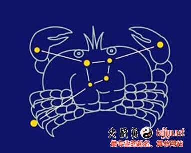 巨蟹座的特点以及爱情财运运势
