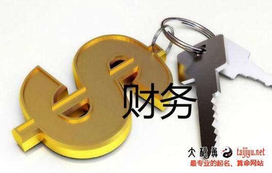 财务咨询公司起名字,财务公司取名