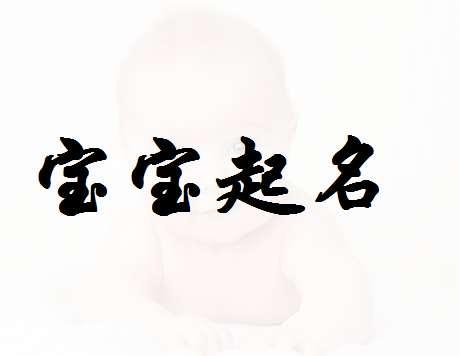 詹姓宝宝起名大全