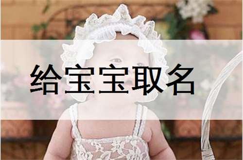 姓章宝宝起名大全