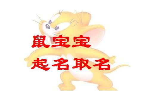 属鼠姓魏宝宝起名大全